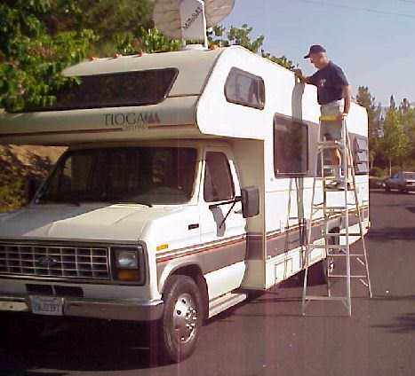 Why Rv Rubber Roof Replacement Makes Sense